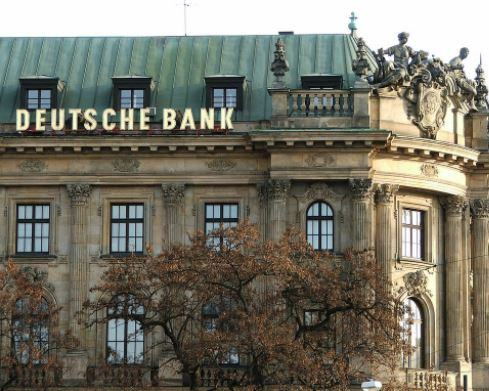 BANQUES deutsche bank