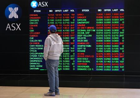 BOURSE marches : australie