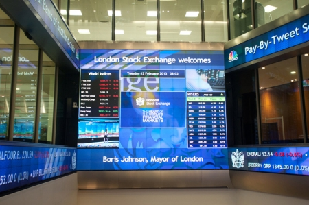 BOURSE London Stock Exchange