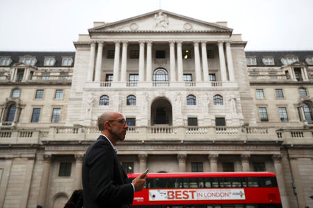 TAUX bank of england